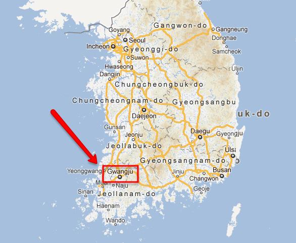 Gwangju, South Korea