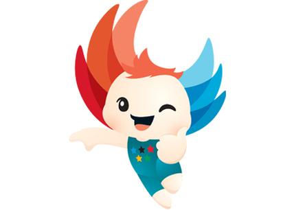 nuribi mascot